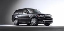 Range Rover Sport bygger på Land-Rover Discovery 3 och började sitt liv som designstudien Range Stormer.