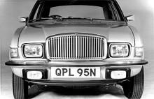 Austin Allegro i Vanden Plas-upplaga fick aldrig namnet Princess, utan fick heta 1500.