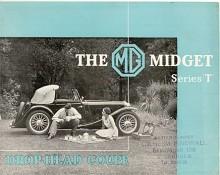 När moderkoncernen Nuffield upphörde att tillverka OHC-motorer fick M.G. hålla till godo med stötstångsmotorer från Morris och Wolseley. Den första Midget som tog detta steg tillbaka var TA som kom 1936. Det var en större bil i en design som med små ändringar fullföljdes av efterkrigstiden TC. TA fanns 1939 också som ombonad Drophead Coupe.