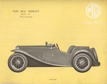 TA:s efterträdare kom inför 1940 och hette TB. Den fick en förbättrad och mindre långslagig motor. På grund av kriget blev det bara 379 vagnar men modellen byggdes vidare med mycket små ändringar som TC (bilden) i 10 000 exemplar.