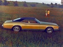"""Generation 2 kom 1968 och var stilren som få andra bilar """"over there""""."""