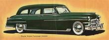 Windsor 7-passenger Limousine från 1949 var en magnifik vagn.