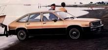 En bil att dra upp båtar med. Chevrolet Citation var framhjulsdriven och behöll drivhjulen uppe på torra land. Inget slirande där.