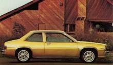 Chevrolet Citation Club Coupé såldes aldrig i Sverige. Den här är från introduktionsåret 1980.