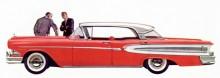 Fordkoncernens bidrag till Citationfloran var Edsel Citation. Bilen på bilden är från första tillverkningsåret 1958.  Endast 2 846 ex tillverkades  1960 innan modellen lades ner.