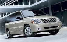Mercury kunde inte hålla sig. 2004 togs Monterey upp som modellnamn igen, denna gång på en minivan som delar chassi som kaross med Ford Freestar.