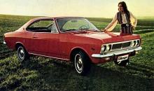 Ranger var även namnet på de GM-bilar som under några år sattes samman i Sydafrika och Schweiz. I Sydafrika användes en 2,1 liters fyrcylindrig motor från Chevrolet, i Schweiz Opels fyror och sexor. Opelkaross med Vauxhallgrill. Året var 1971 när denna bild togs.