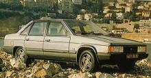 Toppmodellen med aluminiumfälgar och TRX-däck hade PRV-sexan på 2,7 liter och 170 hk, den ser väl inte så dum ut ändå?
