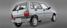 Grattis Fiat Uno!