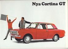 Redan efter fyra år var det dags för Mark II med ett sobrare men något tråkigare yttre. Första årsmodellen hade de gamla motorerna men 1968  gjorde Ford ett stort nummer att motorerna nu var cross-flow, det vill säga att insug och avgas var på var sin sida. En lyxmodell var 1600E, i dag en klassiker i hemlandet England