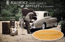 Harold Radford förknippas med lyxupplagor av hundkojan men på 1950-talet var han mest känd för att förse bilar från Bentley, Rolls-Royce och Armstrong-Siddeley med Countryman adaptations. De bestod av ombyggnad av bakpartiet, ibland med hel baklucka, men alltid med delat och fällbart baksäte, utskjutbart campingbord samt inbyggd tekokare, barskåp och andra tillbehör för att höja bekvämligheten vid utflykter.