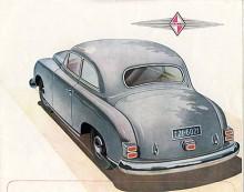 Hansa 1500 hade centralram och självbärande kaross. Den hade separatfjädring runt om och toppventilmotor. Tyvärr finns det inte många bevarade av denna intressanta bil som det tillverkades i 23 140 exemplar .
