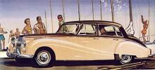 Den större modellen vidareutvecklades och relanserades 1958 som Star Sapphire, nu med motorn förstorad till fyra liter. Automatlåda var standard och karossen ansiktslyft med bland annat rättvända framdörrar. En elegant bil med bra köregenskaper.