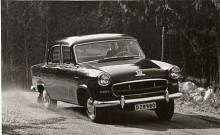 Andra upplagan av Standard Vanguard från 1956 var en helt ny bli med självbärande kaross. Motorn ärvde den av föregångaren men inte dennas popularitet i Sverige.