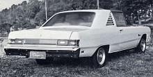 1978 läggs Charger ner men i sydamerika säljs en gammal Dodge Dart under namnet Charger. Denna är från 1980.