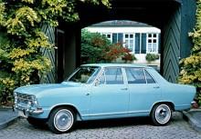 """Efter tre år, 1965, presenterades ett mer långvarigt karossutförande med Kadett B. Modellen fanns nu i ett stort urval variationer. Allt från så kallade """"tantbilar"""" till sportiga Kadett Rallye Sprint med mattsvart motorhuv och vad man då tyckte var en nästan överstark 1,9 liters motor på 106 hk DIN."""
