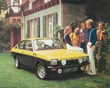 Nästa generationsbyte skedde med Kadett C 1973, en bil med ett nästan barnsligt snällt utseende. Men även där stoppades stora motorer ner under huven. Rallye hade 110 hk DIN men det fanns ett flertal svagare versioner från 40 hk DIN och uppåt.