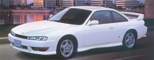 1994-98 kom de sportigare karosslinjerna tillbaka och från 1999 i ett sista omarbetat utförande som endast såldes i Japan, Australien och Nya Zeeland. Dock förekom en viss gråimport till andra länder. Bilen på bilden är från 1996.