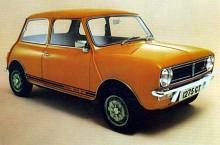 Mini 1275 GT var den tuffaste versionen av Clubman och efter 1971 när Cooper S lades ned, den hårigaste kojan som gick att köpa under resten av 1970-talet. Varvräknare, stripes, treekrad ratt, skivbromsar fram… mums!