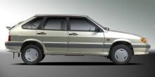 På bilsalongen i Moskva 1997 kom Samara 2, med bland annat ny nos.