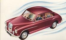 På Londonsalongen 1953 presenterades Magnette type Z som första bil med BMC:s nya 1½-liters B-motor. Den av Gerald Palmer ritade karossen delades med den året innan introducerade Wolseley 4/44. Med smalare tröskellådor och lägre höjd såg M.G:n smäckrare ut. Magnette typ Z var en av 50-talets bästa sports saloons- den var snabb för sin tid och låg bra på vägen.