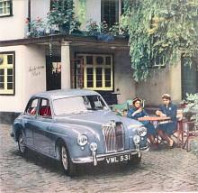 Efter tre år finputsades Magnette och kallades därefter ZB. Motoreffekten höjdes från 60 till 68 hkr och ratten fick som på alla andra 57:or från Nuffield försänkt nav inspirerat av US-Fords 56:or. ZA:s snygga främre sidolist som följde hjulhuskonturen ersattes med en rak list.