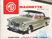 På våren 1959 kom en helt ny Magnette i den kantiga Farinaserien. Den nya Magnette Mark III var ett resultat av ren badge engineering. Den hade utvecklats av Austin i Longbridge och tillverkades av Morris i Cowley. M.G. i Abingdon var inte tillfrågat. Med hög tyngdpunkt, smal spårvidd och degig snäckstyrning var bilen inget nöje att köra. Annonstexten Dynamic Sports Car Performance var en ren, skär lögn.