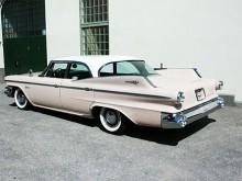 Under ett enda modellår, nämligen 1960, fanns Dodge Matador. Det var en enklare version av full-sizemodellen Polara. Formgivningen var ganska rörig. Bilen på bilden ingår i Jay Lenos samling, och man kan ju undra varför.