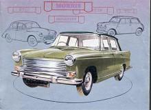 Nästa upplaga av Oxford var series V och det var en ren Austinkonstruktion. Den kom 1959 och var tekniskt en tillbakagång. Med styrsnäcka och skruvfjädrar i stället för kuggstång och torsionsstavar hade den i kombination med smal spårvidd och hög tyngdpunkt sämre vägegenskaper än föregångaren. Modellserien kallas BMC Farina därför att det första utkastet till kaross hade gjorts hos Farina, men för den slutliga formgivningen svarade BMC:s egen stylist Dick Burzi.