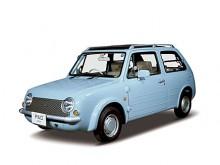 Pao tog ut svängarna ännu mer. En skön blandning av lite Renault 4 och allmän safarikänsla. Pao utlöste akut habegär hos trendfolket i Tokyo och de få exemplar som syntes i Europa skapade stor uppståndelse. Men mer än en Micra var den inte att köra.