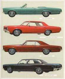 Nya varianter med nya modellnamn kom hela tiden och 1966 var Tempest reducerad till instegsmodellen i en serie som toppades av GTO och där LeMans var mellanmodellen. Inga Pontiac Tempest fanns i USA efter 1970 men i Kanada användes namnet 1987-1991 på en variant av Chevrolet Corsica som såldes genom Pontiacs återförsäljare.