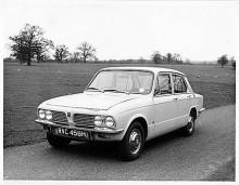 Triumph 1500. Framhjulsdriven.