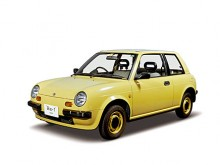 Ordlekar och skojfordon var Nissans melodi i skiftet mellan 1980- och 90-tal. Be-1 markerade en ny individuell stil och skojig retroform. Långt innan Beetle och Mini kom till skott.