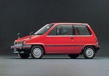 Kort och hög och roligt formgivning. Kolla hjulhuskanterna. 1980- och 90-talen var Hondas gyllene årtionden när det kom till kluriga bilar för vanligt folk.