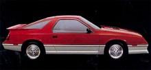 Daytonas återkomst 1984 blev väl inget vidare tyckte nog de som kände till originalet. Nya Daytona var framhjulsdriven och tillverkades på Chryslers G-plattform.  Bilen var snarlik men aningen större än Mitsubishi Starion/Dodge Conquest. Motorerna var oftast fyrcylindriga och turboladdade men även en V6 från Mitsubishi letade sig ner i motorrummet.