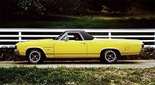 SS - beteckningen användes av Chevrolet när det gällde mer påkostade utföranden av flera olika modeller likt Camaro, Nova eller Impala.  El Camino SS kunde 1972 dessutom beställas med den hiskeliga 454 kubiktumsmotorn. Och nej - SS betyder inte Separata Stolar.