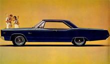Se så elegant Fury från 1967 tar sig ut. En bil man skulle vilja ha helt enkelt. Alla Fury var och hade varit fullsizebilar.