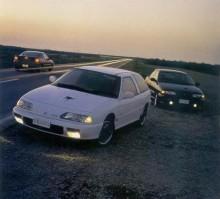 """Till 1991 hade Gemini vuxit till sig en aning och fanns i kombiutförande också. Märkligt nog fortsatte Gemini från 1993 till 2000 att säljas på basis av en Honda Domani som fått nya dekaler. Men det kan väl inte anses som en """"äkta"""" Gemini!?"""