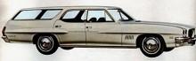 Denna LeMans Safari från 1971 är ytterligare ett exempel på familjebetonat färdmedel.