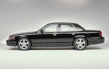 Mellan 2003-2004 var det dags igen för Marauder att titta fram. Denna gång med 4,6 liters V8 lånad från Ford Mustang och ganska rappa köregenskaper vilket inte hjälpte för med endast drygt 7 000 bilar sålda 2003 och knappt hälften 2004 lades Marodören ner för tredje gången.