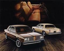 Mellan 1980-84 baserades Olds Omega på framhjulsdrivna Chevrolet Citation. Denna Omega från 1981 kan ha haft antingen en fyra eller en 2,8 liters V6.