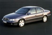 Grått var nittiotalets färg som på denna Omega 1999.