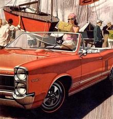 Pontiac var bland de första att använda Sprint som beteckning för en bilmodell tänkt att sticka ut. John Z Delorean såg till att Pontiac utvecklade amerikas första serietillverkade raka sexa med överliggande kamaxel. Med denna aluminiummotor var Pontiac även först att använda en kamdrivning med gummirem. Motorn var på 230 kubiktum och 165 hk och placerades i Pontiac Tempest Le Mans Sprint OHC 6. Under 1966-68 såldes modellen men nådde inte den framgång som förväntats. En motor av europeiskt snitt var inte något som lockade medelamerikanen. Pontiac provade även på att stoppa ner samma motor i nya Firebird mellan 1967-68 och kallade även den versionen Sprint.