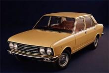 Fiat 132 ersatte 125-modellen och påminde en hel del om Fiats lyxigaste, 130.