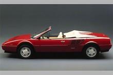 Cabrioletversionen kom 1983.