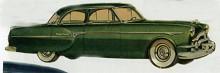Först efter badkarsgenerationen kom Clipper-namnet till användning igen. Den nya karossen kom 1951 och Clipper dök upp 1953. Grillens mittendel hade inga räfflor -ett sätt att skilja den från Cavalier, Mayfair, 400 Patrician och Caribbean. Detta år tillverkades 80 371 Packard och gapet till Cadillac (109 651 bilar) ökade alltmer märkbart.