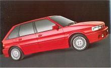För att glädja en del M.G.-entusiaster och förarga andra tar vi med ännu en MG Maestro, denna gång en Turbo från 1990. Förutom kjolpaket hade den en 2-liters turbomotor på 152 hkr, vilka slungade bilen från 0 till 60mph på 6,7 sekunder.