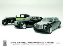 Vid 80-årsjubileet av modellnamnet Phantom framställdes en speciell limited edition. Låter inte det lite Opel 1972?