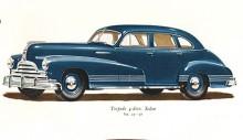 Pontiac Torpedo 1947.
