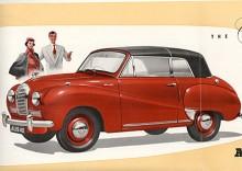 Somerset var rambyggd och därför var det enkelt att producera en cabriolet, givetvis kallad Drophead Coupe. Suffletten kunde fällas helt eller bara över framsätet till deVilleposition.